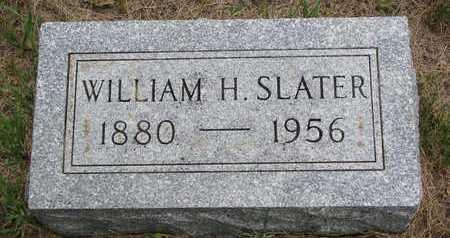SLATER, WILLIAM H. - Turner County, South Dakota | WILLIAM H. SLATER - South Dakota Gravestone Photos