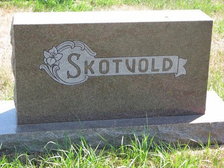 SKOTVOLD, *FAMILY MONUMENT - Turner County, South Dakota | *FAMILY MONUMENT SKOTVOLD - South Dakota Gravestone Photos
