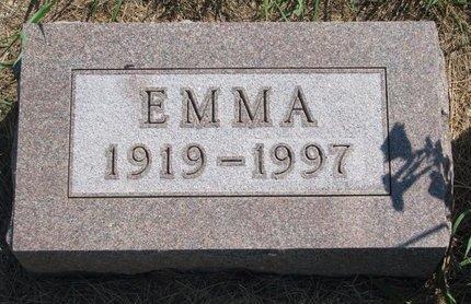 SKOTVOLD, EMMA - Turner County, South Dakota | EMMA SKOTVOLD - South Dakota Gravestone Photos
