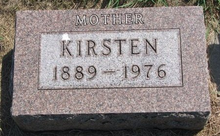 SKOTVOLD, KRISTEN - Turner County, South Dakota   KRISTEN SKOTVOLD - South Dakota Gravestone Photos