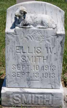 SMITH, ELLIS W - Turner County, South Dakota | ELLIS W SMITH - South Dakota Gravestone Photos
