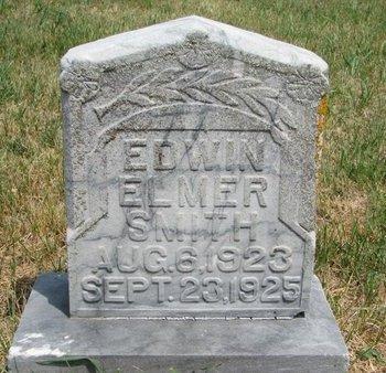 SMITH, EDWIN ELMER - Turner County, South Dakota | EDWIN ELMER SMITH - South Dakota Gravestone Photos