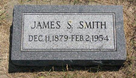 SMITH, JAMES S. - Turner County, South Dakota | JAMES S. SMITH - South Dakota Gravestone Photos
