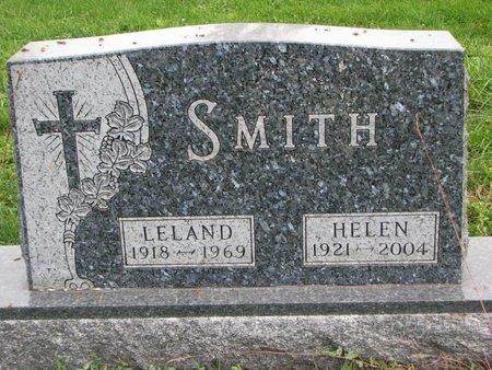 SMITH, LELAND - Turner County, South Dakota | LELAND SMITH - South Dakota Gravestone Photos