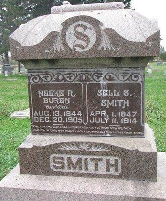 SMITH, NEEKE R. - Turner County, South Dakota | NEEKE R. SMITH - South Dakota Gravestone Photos