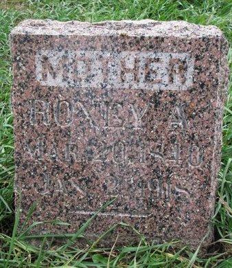 SMITH, ROXEY A. - Turner County, South Dakota | ROXEY A. SMITH - South Dakota Gravestone Photos