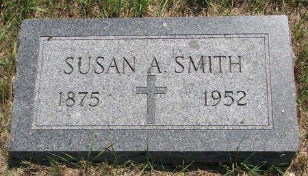 SMITH, SUSAN A. - Turner County, South Dakota | SUSAN A. SMITH - South Dakota Gravestone Photos