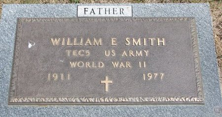 SMITH, WILLIAM E. - Turner County, South Dakota | WILLIAM E. SMITH - South Dakota Gravestone Photos