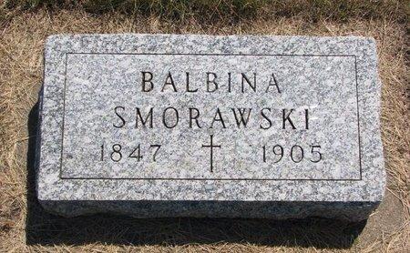 SMORAWSKI, BALBINA - Turner County, South Dakota | BALBINA SMORAWSKI - South Dakota Gravestone Photos