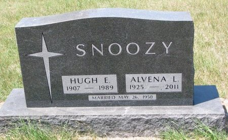 BULTENA SNOOZY, ALVENA L. - Turner County, South Dakota | ALVENA L. BULTENA SNOOZY - South Dakota Gravestone Photos