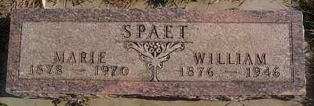 SPAET, MARIE - Turner County, South Dakota | MARIE SPAET - South Dakota Gravestone Photos