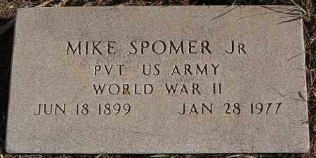 SPOMER, MIKE JR (WWII) - Turner County, South Dakota | MIKE JR (WWII) SPOMER - South Dakota Gravestone Photos