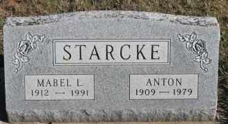 STARCKE, MABEL L - Turner County, South Dakota | MABEL L STARCKE - South Dakota Gravestone Photos