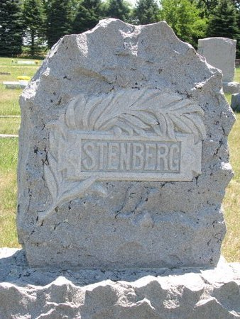 STENBERG, *FAMILY MONUMENT - Turner County, South Dakota | *FAMILY MONUMENT STENBERG - South Dakota Gravestone Photos