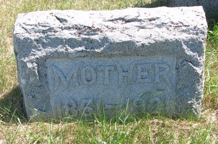 STENBERG, MOTHER - Turner County, South Dakota   MOTHER STENBERG - South Dakota Gravestone Photos