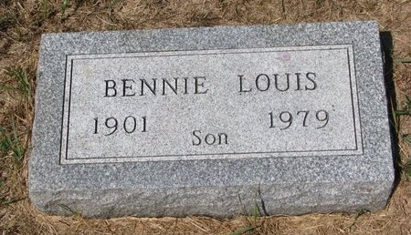 STEVENS, BENNIE LOUIS - Turner County, South Dakota | BENNIE LOUIS STEVENS - South Dakota Gravestone Photos