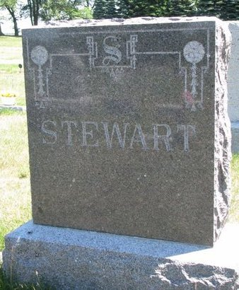STEWART, *FAMILY MONUMENT - Turner County, South Dakota | *FAMILY MONUMENT STEWART - South Dakota Gravestone Photos