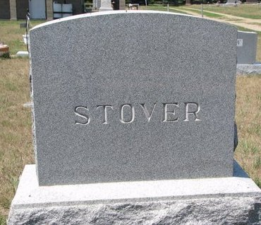 STOVER, *FAMILY MONUMENT - Turner County, South Dakota | *FAMILY MONUMENT STOVER - South Dakota Gravestone Photos