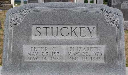 STUCKEY, PETER C - Turner County, South Dakota | PETER C STUCKEY - South Dakota Gravestone Photos