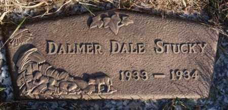 STUCKY, DALMER DALE - Turner County, South Dakota | DALMER DALE STUCKY - South Dakota Gravestone Photos