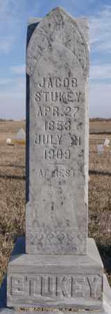 STUKEY, JACOB - Turner County, South Dakota | JACOB STUKEY - South Dakota Gravestone Photos