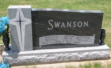 "SWANSON, MALVINA ""DOLLY"" - Turner County, South Dakota 