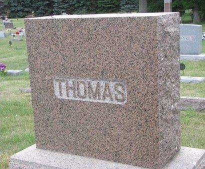 THOMAS, *FAMILY MONUMENT - Turner County, South Dakota | *FAMILY MONUMENT THOMAS - South Dakota Gravestone Photos