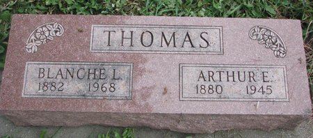 THOMAS, ARTHUR E. - Turner County, South Dakota | ARTHUR E. THOMAS - South Dakota Gravestone Photos