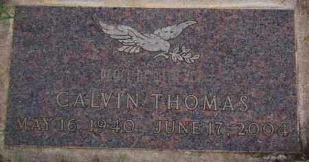 THOMAS, CALVIN - Turner County, South Dakota | CALVIN THOMAS - South Dakota Gravestone Photos