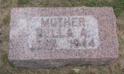 THOMAS, DELLA A. - Turner County, South Dakota | DELLA A. THOMAS - South Dakota Gravestone Photos