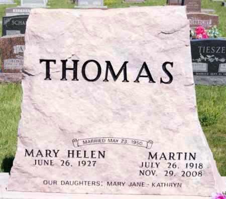 THOMAS, MARY HELEN - Turner County, South Dakota | MARY HELEN THOMAS - South Dakota Gravestone Photos