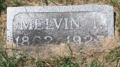 THURMAN, MELVIN T. - Turner County, South Dakota | MELVIN T. THURMAN - South Dakota Gravestone Photos