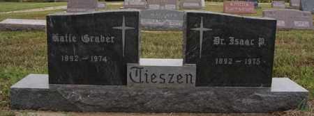 GRABER TIESZEN, KATIE - Turner County, South Dakota | KATIE GRABER TIESZEN - South Dakota Gravestone Photos