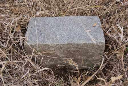 UNKNOWN, UNKNOWN - Turner County, South Dakota   UNKNOWN UNKNOWN - South Dakota Gravestone Photos