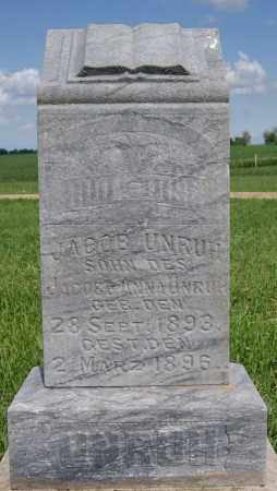 UNRUH, JACOB - Turner County, South Dakota | JACOB UNRUH - South Dakota Gravestone Photos