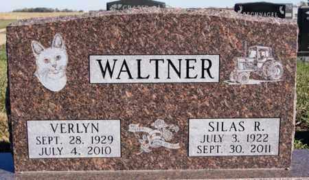 WALTNER, SILAS R - Turner County, South Dakota | SILAS R WALTNER - South Dakota Gravestone Photos