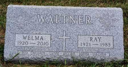 WALTNER, WELMA - Turner County, South Dakota | WELMA WALTNER - South Dakota Gravestone Photos