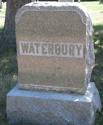 WATERBURY, *FAMILY MONUMENT - Turner County, South Dakota | *FAMILY MONUMENT WATERBURY - South Dakota Gravestone Photos
