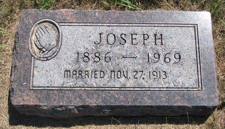 WATHIER, JOSEPH - Turner County, South Dakota | JOSEPH WATHIER - South Dakota Gravestone Photos