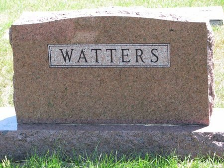 WATTERS, *FAMILY MONUMENT - Turner County, South Dakota | *FAMILY MONUMENT WATTERS - South Dakota Gravestone Photos