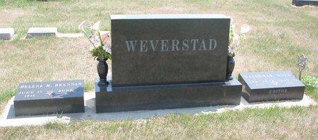WEVERSTAD, *FAMILY PLOT - Turner County, South Dakota | *FAMILY PLOT WEVERSTAD - South Dakota Gravestone Photos