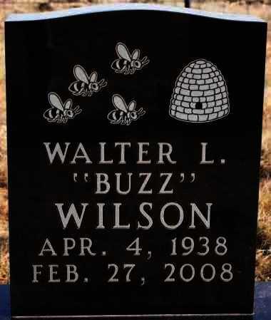 WILSON, WALTER L - Turner County, South Dakota   WALTER L WILSON - South Dakota Gravestone Photos