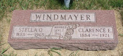 WINDMAYER, STELLA O. - Turner County, South Dakota | STELLA O. WINDMAYER - South Dakota Gravestone Photos