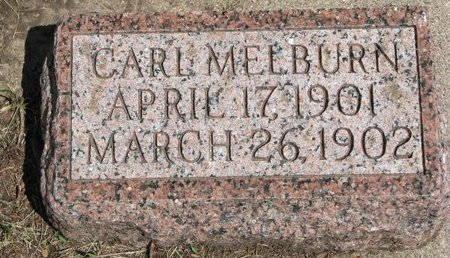 LEAFSTEDT, CARL MELBURN - Union County, South Dakota   CARL MELBURN LEAFSTEDT - South Dakota Gravestone Photos