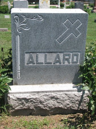 ALLARD, *FAMILY MONUMENT - Union County, South Dakota   *FAMILY MONUMENT ALLARD - South Dakota Gravestone Photos