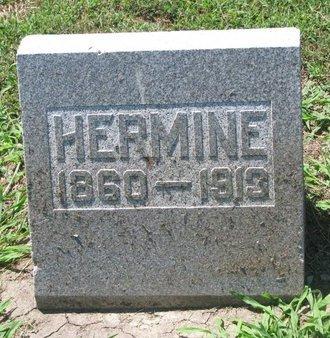 ALLARD, HERMINE - Union County, South Dakota | HERMINE ALLARD - South Dakota Gravestone Photos
