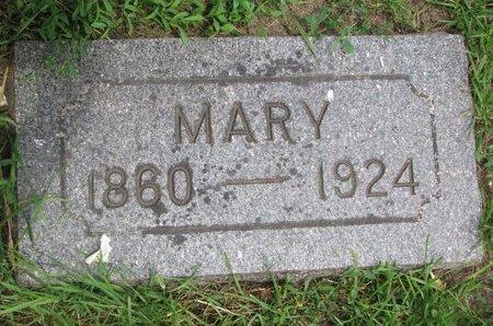 ALLARD, MARY - Union County, South Dakota | MARY ALLARD - South Dakota Gravestone Photos