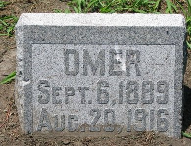 ALLARD, OMER - Union County, South Dakota | OMER ALLARD - South Dakota Gravestone Photos