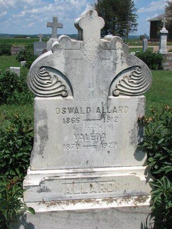 ALLARD, OSWALD - Union County, South Dakota | OSWALD ALLARD - South Dakota Gravestone Photos