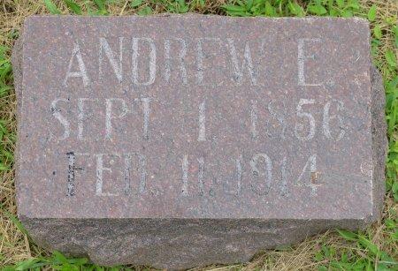 ANDERSON, ANDREW E. - Union County, South Dakota   ANDREW E. ANDERSON - South Dakota Gravestone Photos